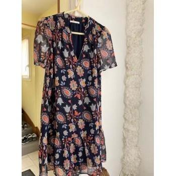 Vêtements Femme Robes longues Les Petites Bombes Robe fleuri Autres