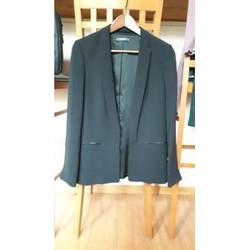 Vêtements Femme Vestes / Blazers Esprit Blazer noir Noir