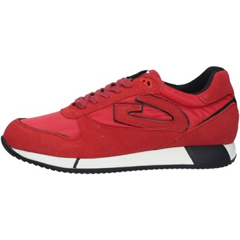 Chaussures Homme Baskets basses Guardiani FRESNO BASKETS homme ROUGE ROUGE