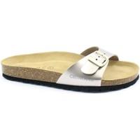 Chaussures Femme Mules Grunland GRU-E21-CB2628-BR Metalizzato