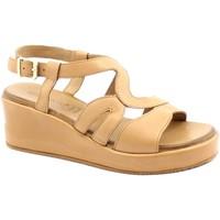 Chaussures Femme Sandales et Nu-pieds Grunland GRU-E21-SA2361-CU Marrone