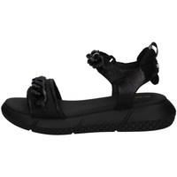 Chaussures Femme Sandales et Nu-pieds Elena Iachi E2833 Noir
