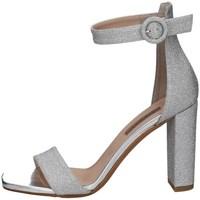 Chaussures Femme Sandales et Nu-pieds Albano 4055 Argenté