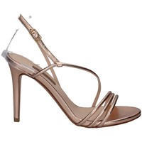 Chaussures Femme Sandales et Nu-pieds Albano 8075 Rouge