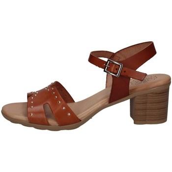 Chaussures Femme Sandales et Nu-pieds Porronet FI2626 CUIR