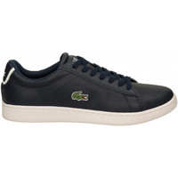 Chaussures Homme Baskets basses Lacoste CARNABY EVO blu-navy