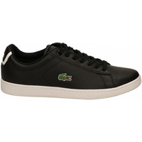 Chaussures Homme Baskets basses Lacoste CARNABY EVO black