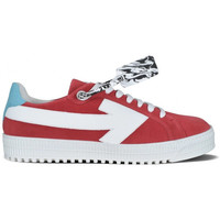 Chaussures Enfant Baskets basses Off-White  Rouge