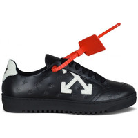 Chaussures Enfant Baskets mode Off-White  Noir