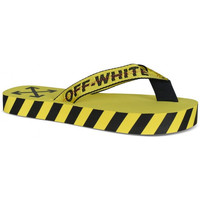 Chaussures Enfant Tongs Off-White  Jaune