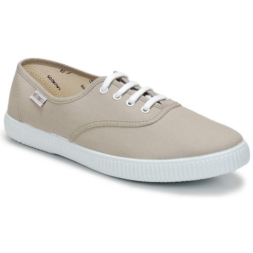 Chaussures Baskets basses Victoria INGLESA LONA Beige
