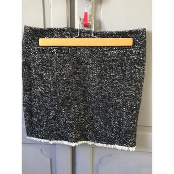 Vêtements Femme Jupes Karl Lagerfeld Mini jupe tweed lamé Gris