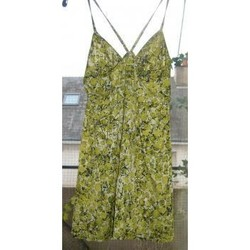 Vêtements Femme Tops / Blouses Sans marque Blouse bretelles imprimée Multicolore