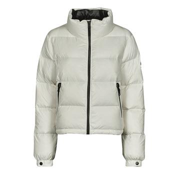 Vêtements Femme Doudounes Superdry ALPINE LUXE DOWN JACKET Blanc