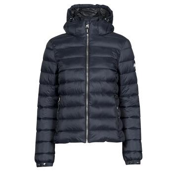 Vêtements Femme Doudounes Superdry CLASSIC FUJI PUFFER JACKET Bleu