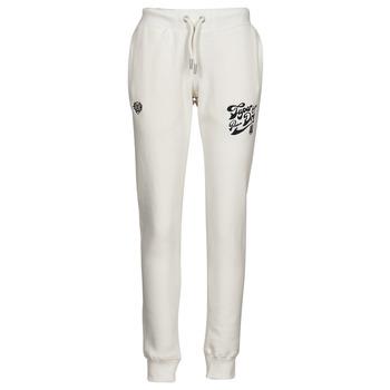 Vêtements Femme Pantalons de survêtement Superdry PRIDE IN CRAFT JOGGER Ecru