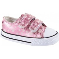 Chaussures Fille Baskets basses Conguitos 25217-18 Rose