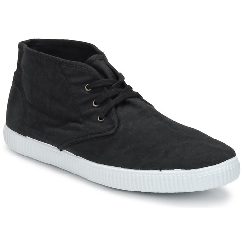 Chaussures Homme Baskets montantes Victoria 6688 Noir