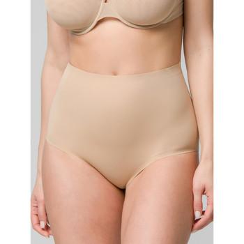 Sous-vêtements Femme Produits gainants Luna Slip amincissant microfibre taille haute 26 cm Sculpt Peau