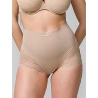 Sous-vêtements Femme Produits gainants Luna Slip amincissant mesh extra-fin taille haute 26 cm Sculpt Peau