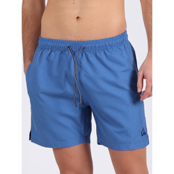 Vêtements Homme Maillots / Shorts de bain Admas For Men Short bain Estructura Lois Admas Bleu Marine