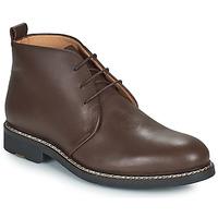 Chaussures Homme Derbies Pellet MIRAGE Marron