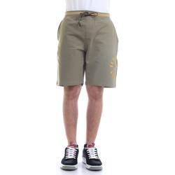 Vêtements Homme Shorts / Bermudas Aeronautica Militare 211BE109F419 Bermudes homme Multicolore
