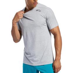Vêtements Homme T-shirts manches courtes Reebok Sport FK6317 Gris
