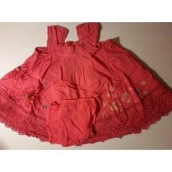 Vêtements Fille Robes longues Catimini Ensemble catimini Multicolore