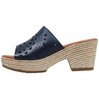 Chaussures Femme Mules Sandra Fontan  Bleu