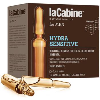 Beauté Homme Hydratants & nourrissants La Cabine For Men Ampollas Hydra Sensitive  10 x 2 ml