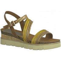 Chaussures Sandales et Nu-pieds Marco Tozzi 28515 COGNAC