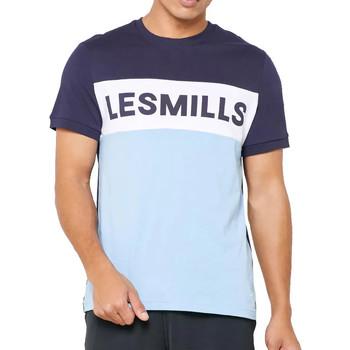 Vêtements Homme T-shirts manches courtes Reebok Sport FM7158 Bleu