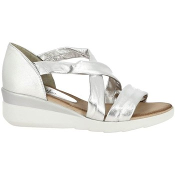 Chaussures Femme Sandales et Nu-pieds Marila S3541 ARGENTE