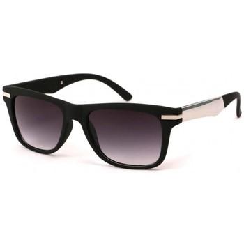Montres & Bijoux Lunettes de soleil Eye Wear Lunettes Soleil Last King monture Noire Mat Noir