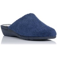 Chaussures Homme Chaussons Vulladi 6611-571 Azul