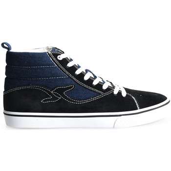 Chaussures Homme Baskets montantes Trussardi  Bleu