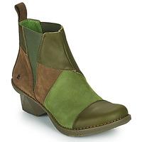 Chaussures Femme Bottines Art OTEIZA Kaki