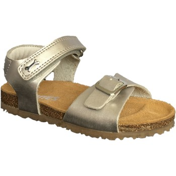 Chaussures Fille Sandales et Nu-pieds Stones and Bones 4216 Cafar silver