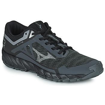 Chaussures Femme Running / trail Mizuno WAVE IBUKI 3 GTX Noir