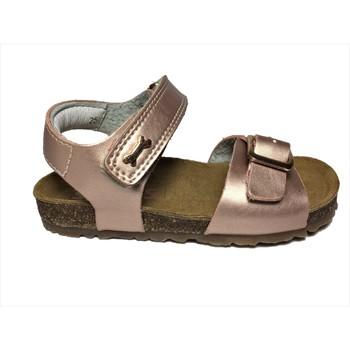 Chaussures Fille Sandales et Nu-pieds Stones and Bones 4216 Cafar Saumon