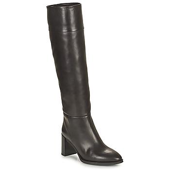 Chaussures Femme Bottes ville Unisa USOLA Noir