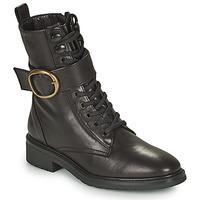 Chaussures Femme Boots Unisa EDECAN Noir