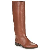 Chaussures Femme Bottes ville Unisa BLEND Camel
