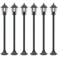 Maison & Déco Luminaires d'extérieur Vidaxl Lampe de jardin à piquet Vert