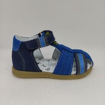 Chaussures Garçon Sandales et Nu-pieds Bopy ZOLARI bleu