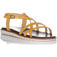 Chaussures Femme Sandales et Nu-pieds Porronet 2751 Jaune