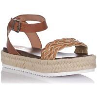 Chaussures Femme Sandales et Nu-pieds Porronet 2764 Marron