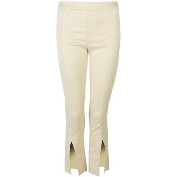 Vêtements Femme Pantalons Patrizia Pepe  Jaune