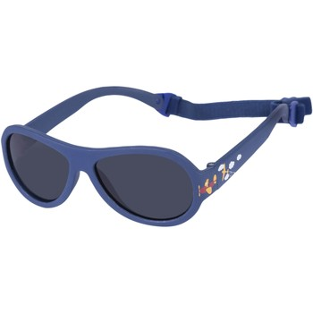 Montres & Bijoux Fille Lunettes de soleil Isotoner Lunettes de soleil pilote protection 100% uv Marine